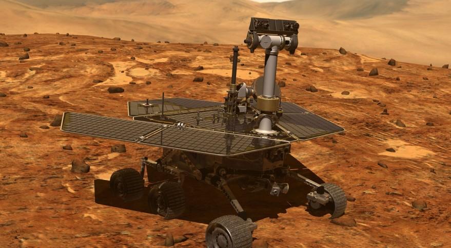 مریخ نورد فرصت